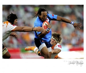 Rugby - 2011 Currie Cup - Cheetahs vs Bulls 10 September 2011